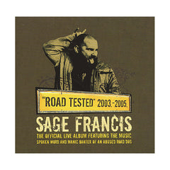 <!--020051108006078-->Sage Francis - 'Road Tested: 2003-2005' [CD]