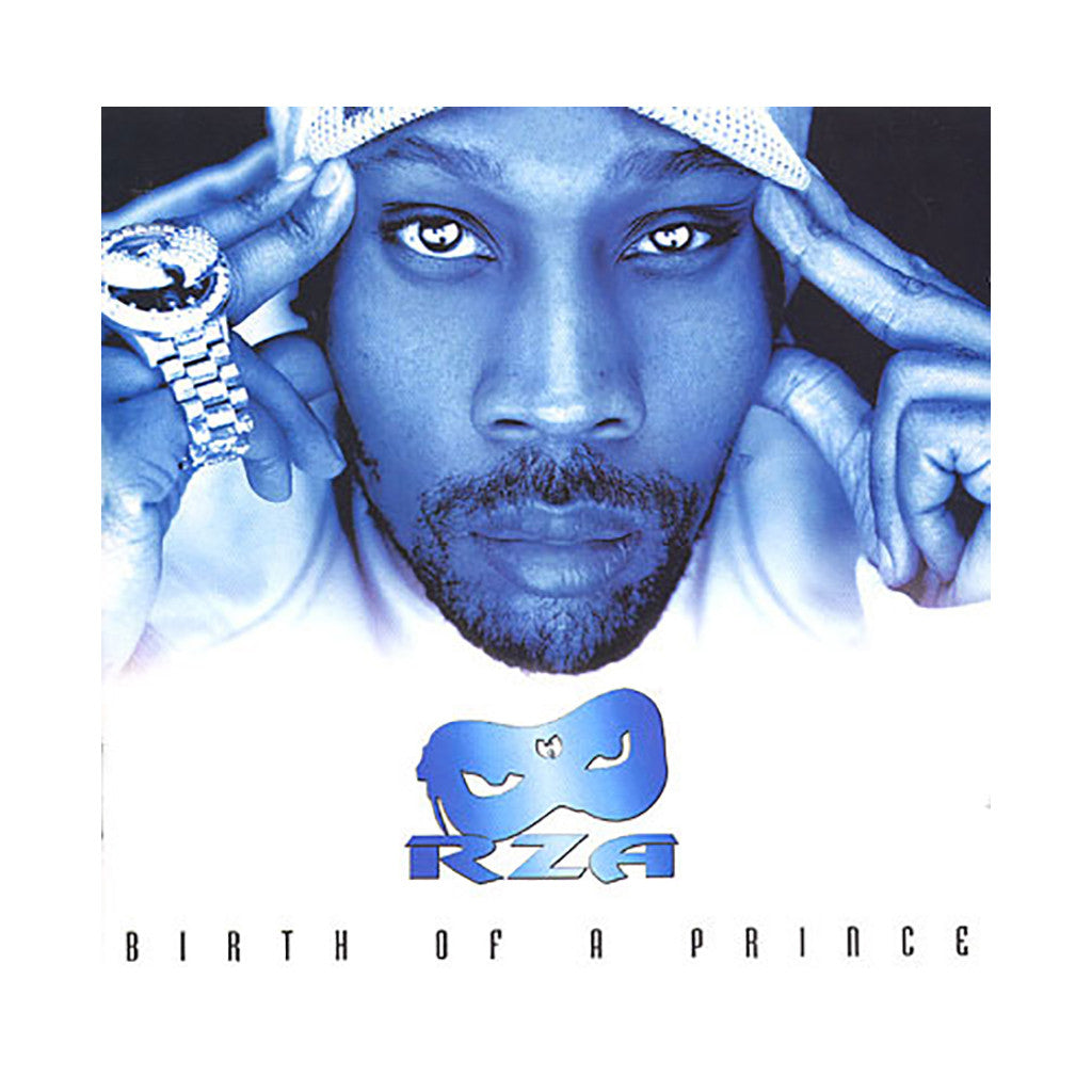 RZA - 'Birth Of A Prince' [CD]