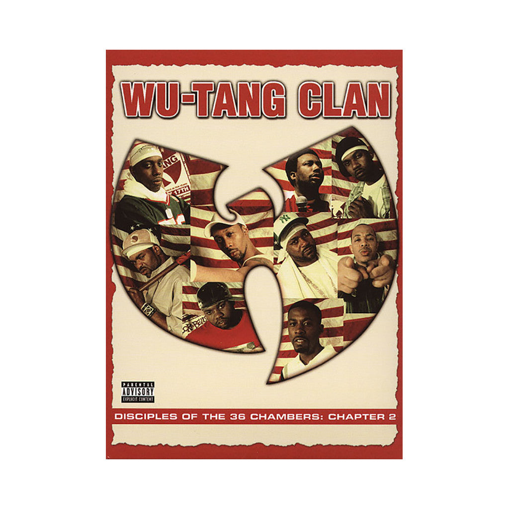 <!--020040928011373-->Wu-Tang Clan - 'Disciples Of The 36 Chambers: Chapter 2 (LIVE In San Bernandino, CA July 17, 2004)' [DVD]