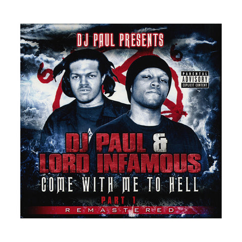 "[""DJ Paul & Lord Infamous - 'Come With Me To Hell Pt. 1' [CD]""]"