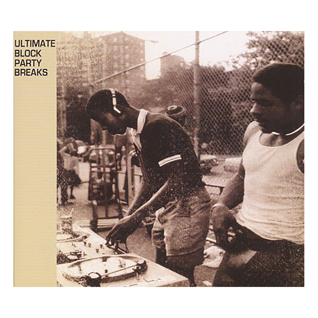 Paul Nice - 'Ultimate Block Party Breaks Vol. 1 & 2' [CD]