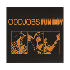 Oddjobs - 'Fun Boy Bootleg' [CD]