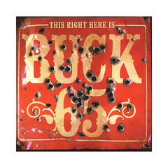 Buck 65 - 'This Right Here Is' [CD]