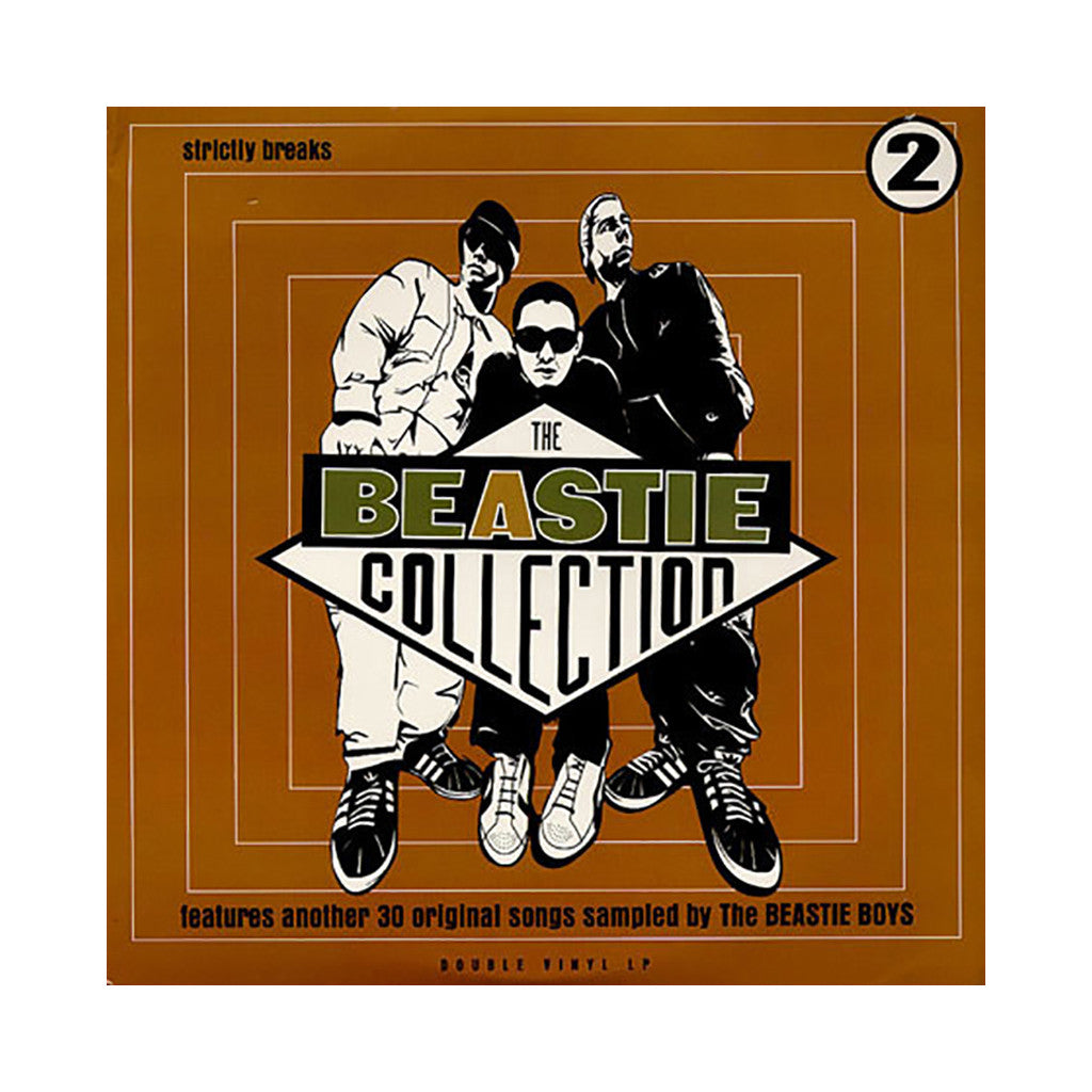 Beastie Boys - 'The Beastie Collection Vol. 2 (Original Samples)' [(Black) Vinyl [2LP]]