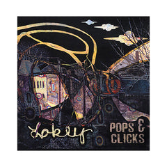 Lokey - 'Pops & Clicks' [CD]