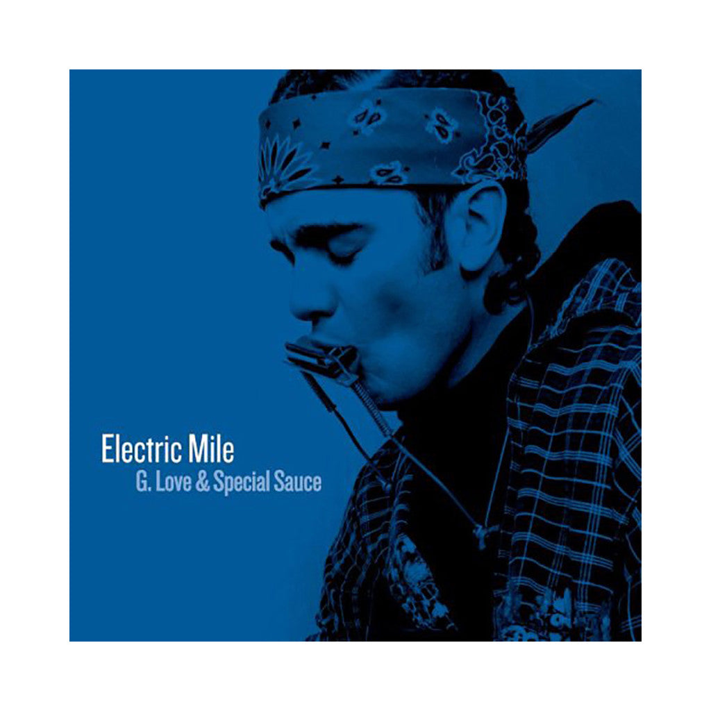G. Love & Special Sauce - 'Electric Mile' [CD]
