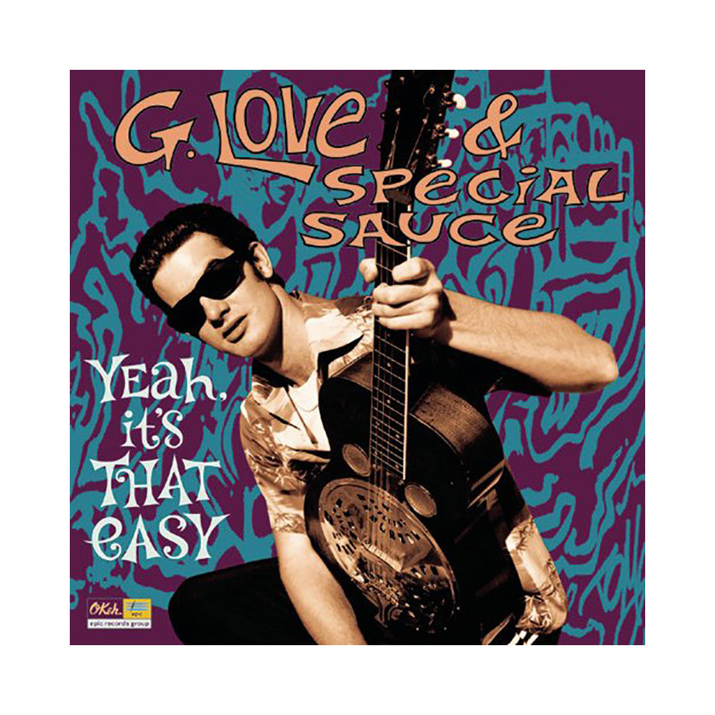 G. Love & Special Sauce - 'Yeah It's That Easy' [CD]