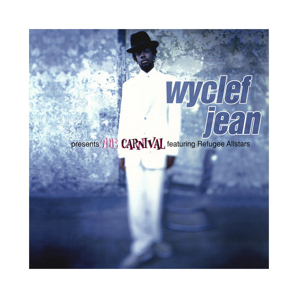 <!--019970624000053-->Wyclef Jean - 'The Carnival' [CD]