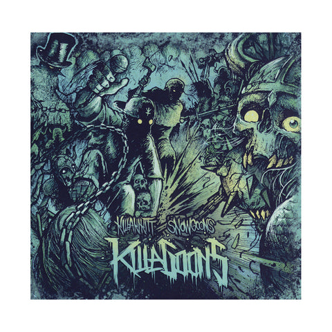 Killakikitt & Snowgoons - 'KillaGoons' [CD]