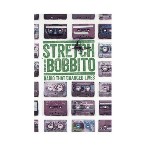 Stretch & Bobbito - 'Radio That Changes Lives: 11/02/95' [(Clear) Cassette Tape]