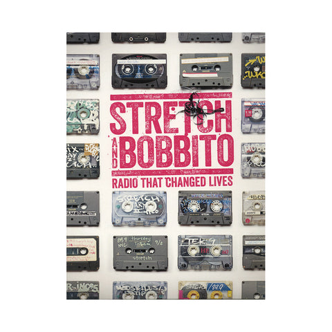 "[""Stretch & Bobbito - 'Radio That Changed Lives' [DVD]""]"