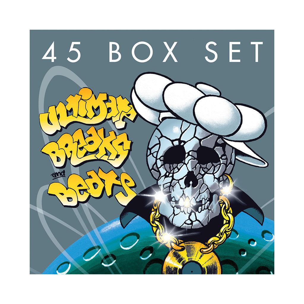 "<!--020080115011158-->Ultimate Breaks & Beats - '45 Box Set' [(Black) 7"" Vinyl Single [7x7""]]"