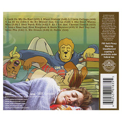 Asher Roth - 'Asleep In The Bread Aisle' [CD]