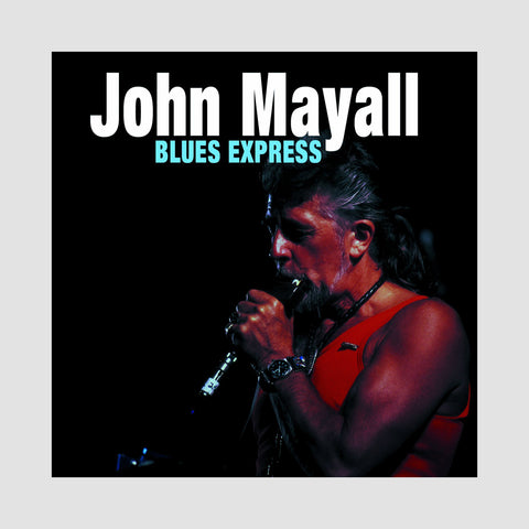 "[""John Mayall - 'Blues Express' [CD]""]"