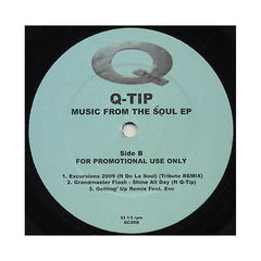 Q-Tip - 'Music From The Soul EP' [(Black) Vinyl EP]