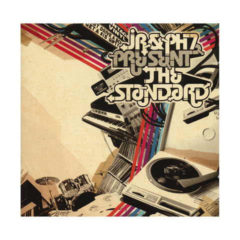 "[""JR & PH7 - 'The Standard' [CD]""]"