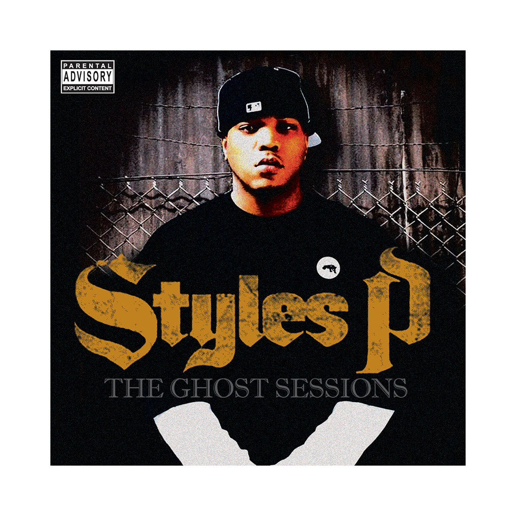 <!--020070522009525-->Styles P - 'The Ghost Sessions' [CD]
