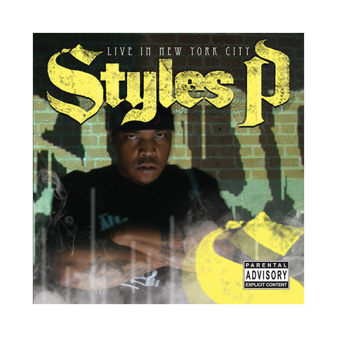 Styles P - 'Live In New York City' [CD]