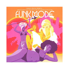Various Artists (Juliano Creator Presents) - 'Funk Mode: Undiscovered Funk Gems From The Far Corners Of The Globe' [CD]