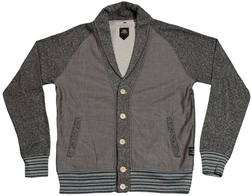 The Scifen Company - 'Clayton Cardigan' [(Dark Gray) Sweater]