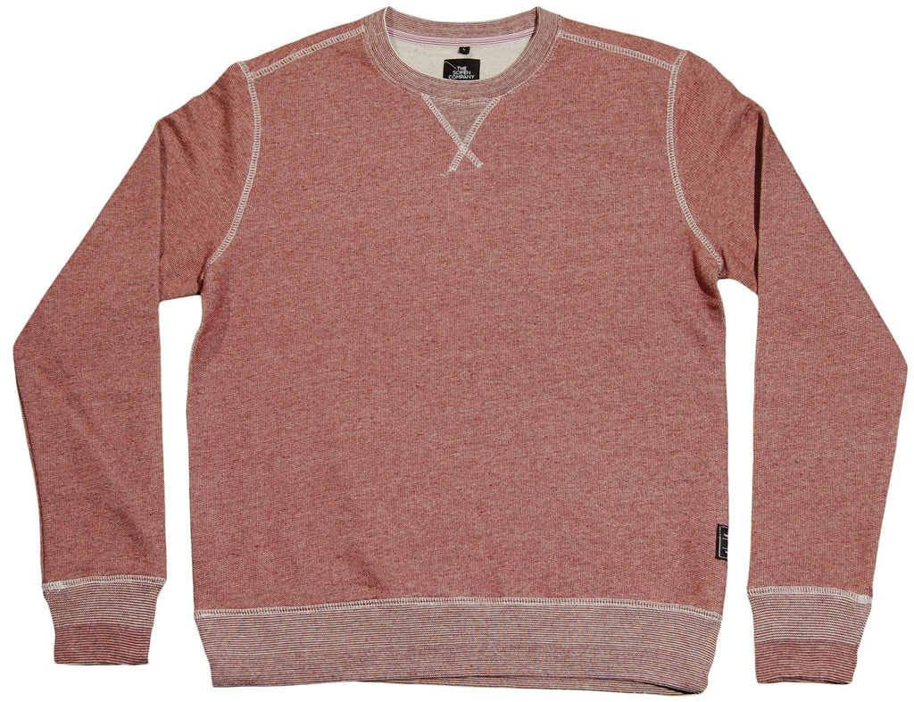 The Scifen Company - 'Margin' [(Light Red) Crewneck Sweatshirt]