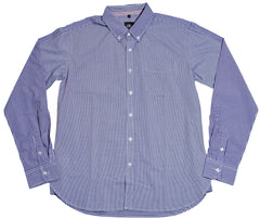 <!--2011032914-->The Scifen Company - 'Checkmate' [(Blue) Button Down Shirt]