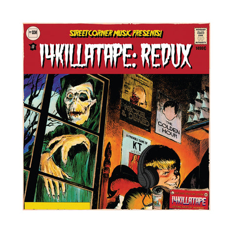 14KT - '14KillaTape: Redux' [(Black) Vinyl LP]