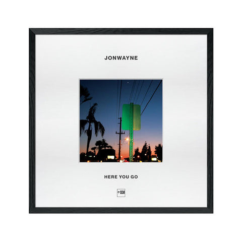 Jonwayne - 'Here You Go' [(Black) Vinyl [2LP]]