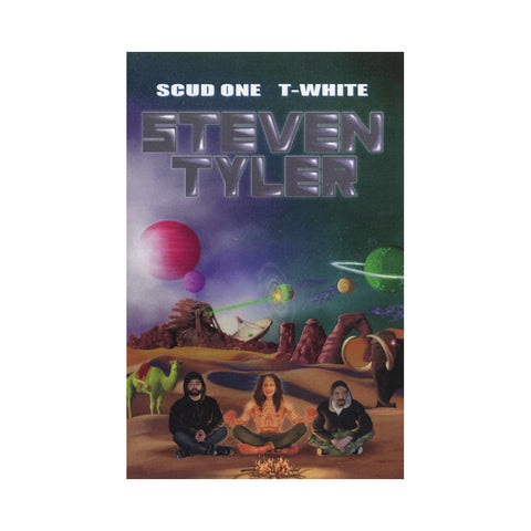 "[""Scud One & T-White - 'Steven Tyler' [(Green) Cassette Tape]""]"