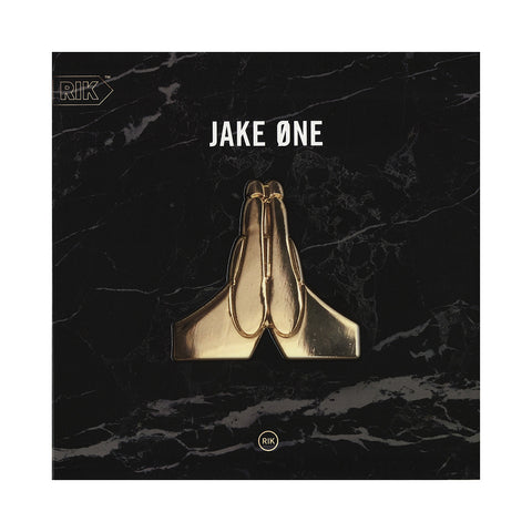 "[""Jake One - 'Prayer Hands' [(Black) Vinyl LP]""]"