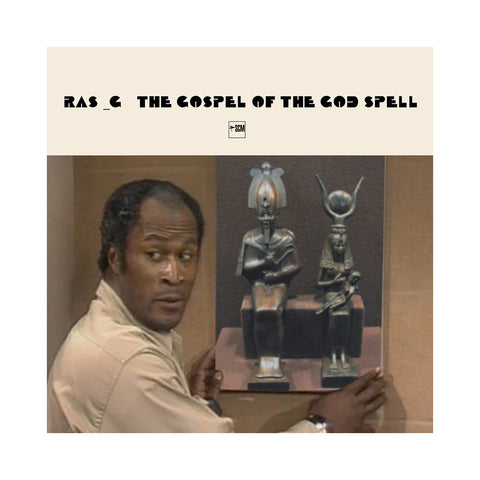 Ras G - 'The Gospel Of The God Spell' [Cassette Tape]