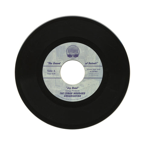 "[""The Lyman Woodard Organization b/w Nottz - 'Joy Road/ Joy Road (Flip) Parts 1 & 2' [(Black) 7\"" Vinyl Single]""]"