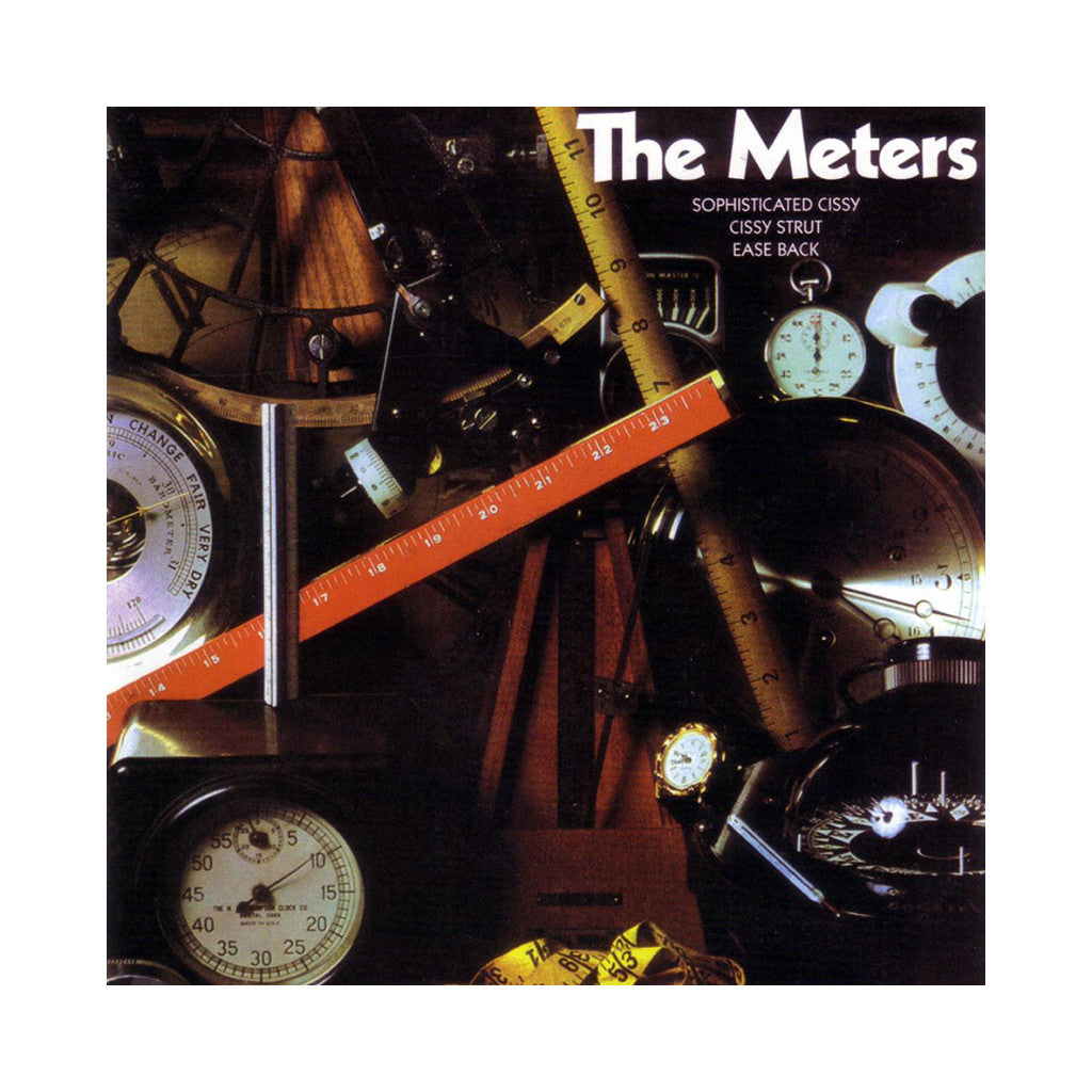 <!--019000101010001-->The Meters - 'The Meters' [(Black) Vinyl LP]