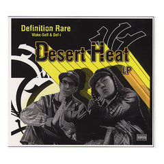 <!--020111122039601-->Definition Rare - 'Desert Heat LP' [CD]