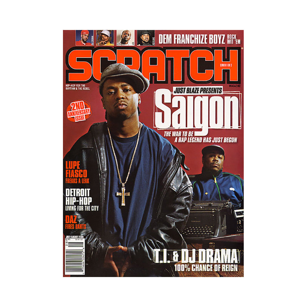<!--020060711001309-->Scratch - 'Issue 12, July/ August 2006' [Magazine]