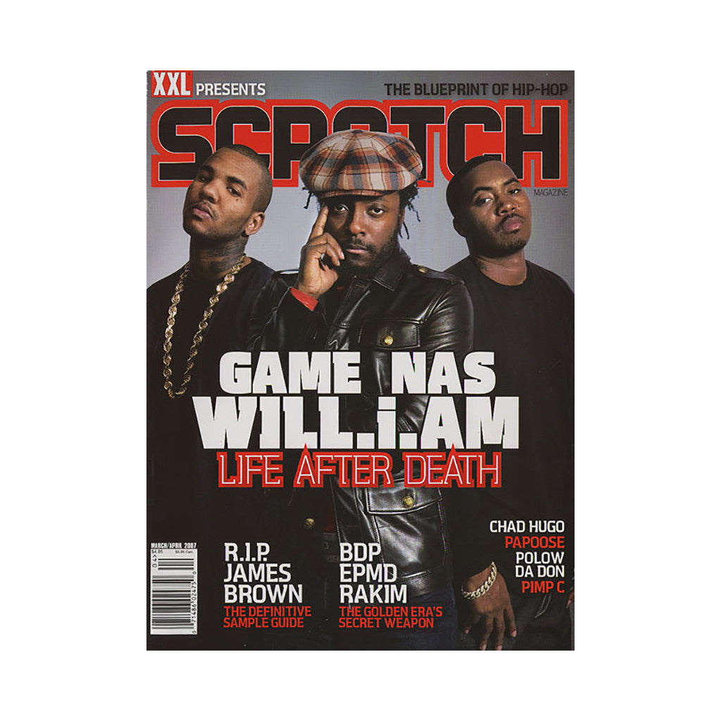 <!--020070206001307-->Scratch - 'Issue 16, March/ April 2007' [Magazine]