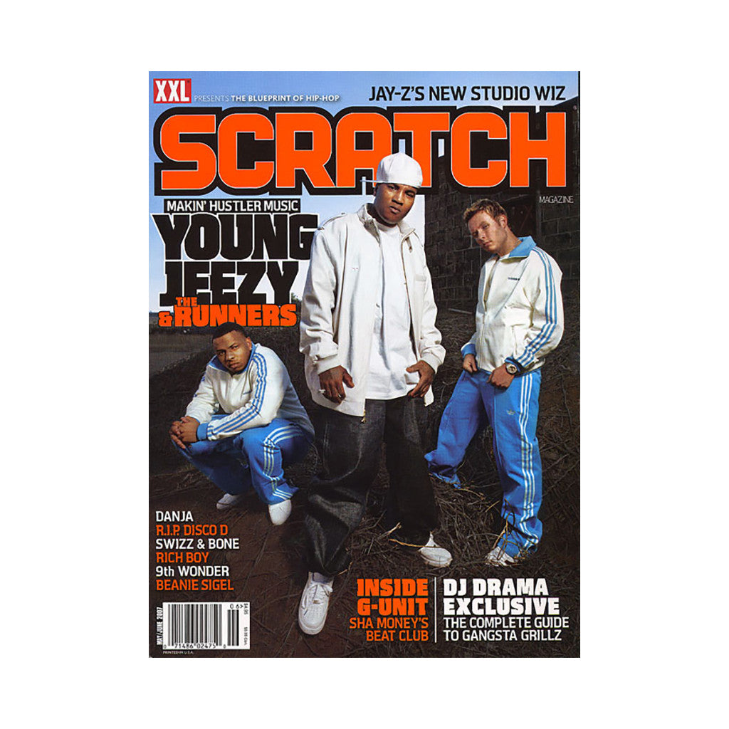 <!--020070417001306-->Scratch - 'Issue 17, May/ June 2007' [Magazine]