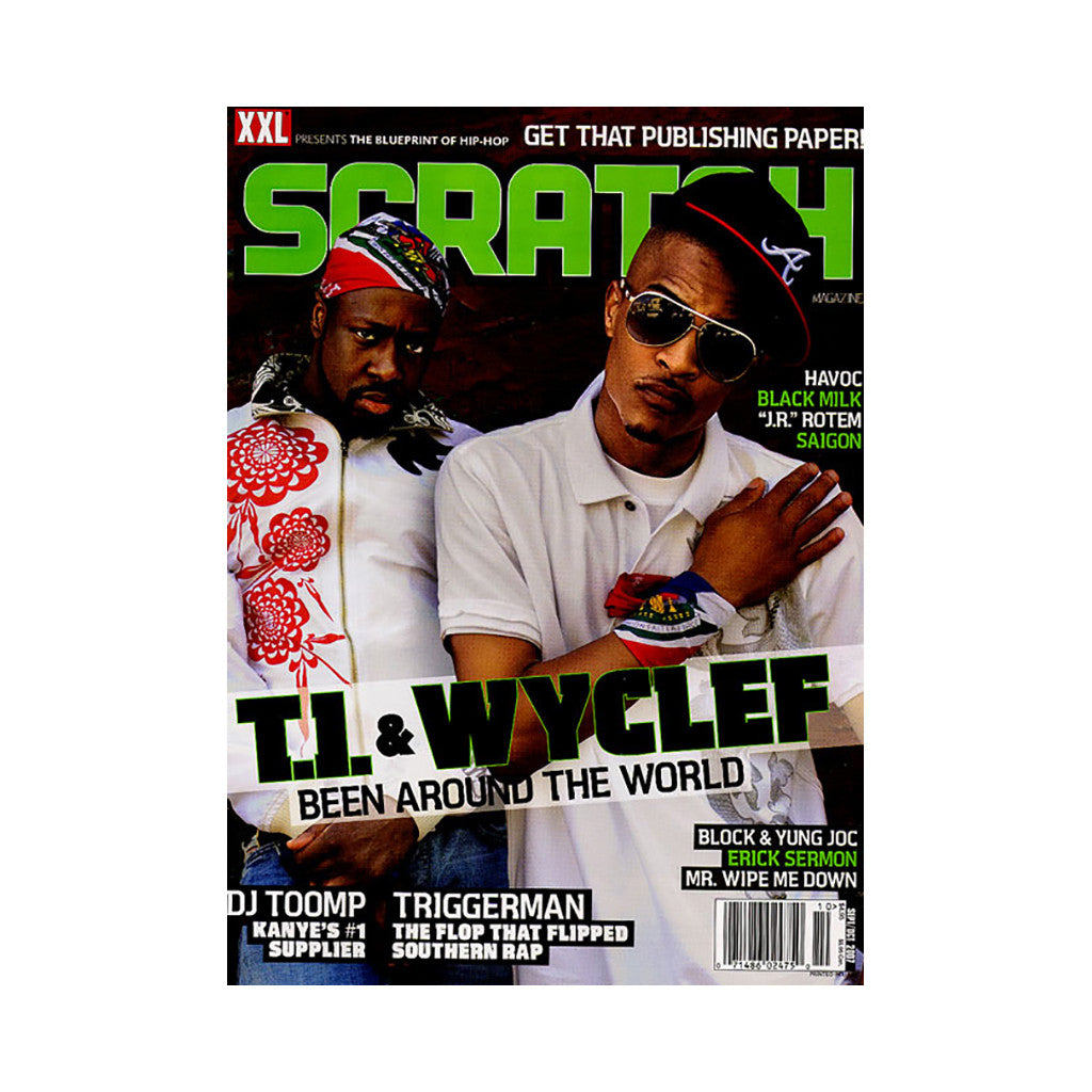 <!--020070904010339-->Scratch - 'Issue 19, September/ October 2007' [Magazine]