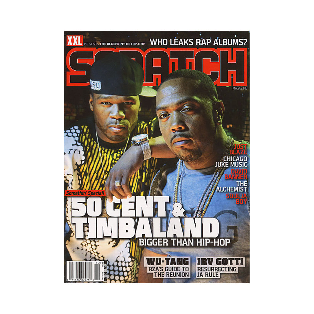 <!--020071009010842-->Scratch - 'Issue 20, November/ December 2007' [Magazine]