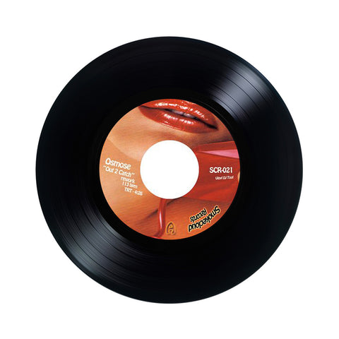 "Osmose - 'Boogie & Beatdown' [(Black) 7"" Vinyl Single]"