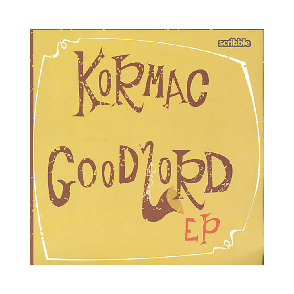 Kormac - 'Good Lord EP' [(Black) Vinyl EP]