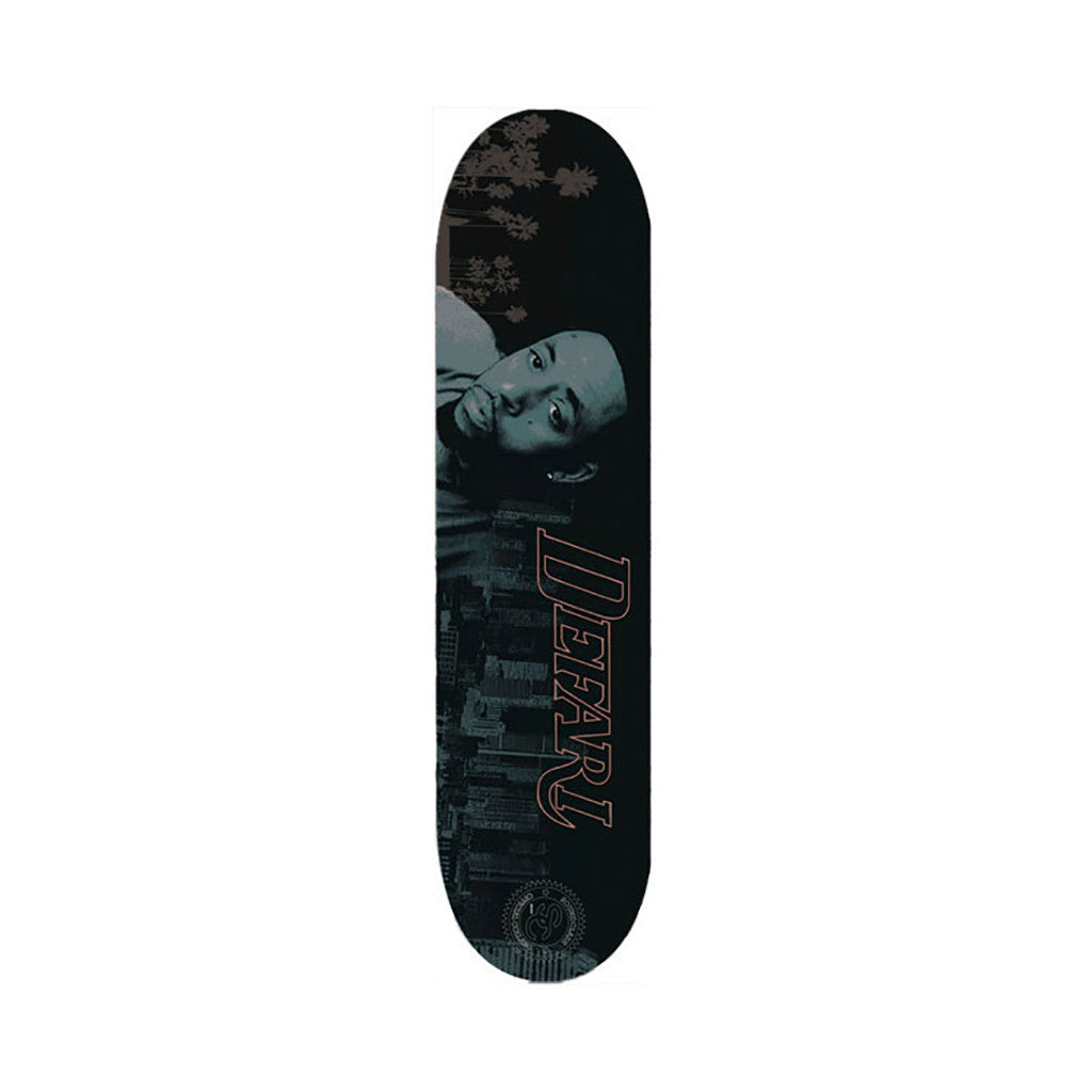 <!--020090120015822-->Soundclash Skateboards (Defari) - 'Defari' [Skateboard Deck]