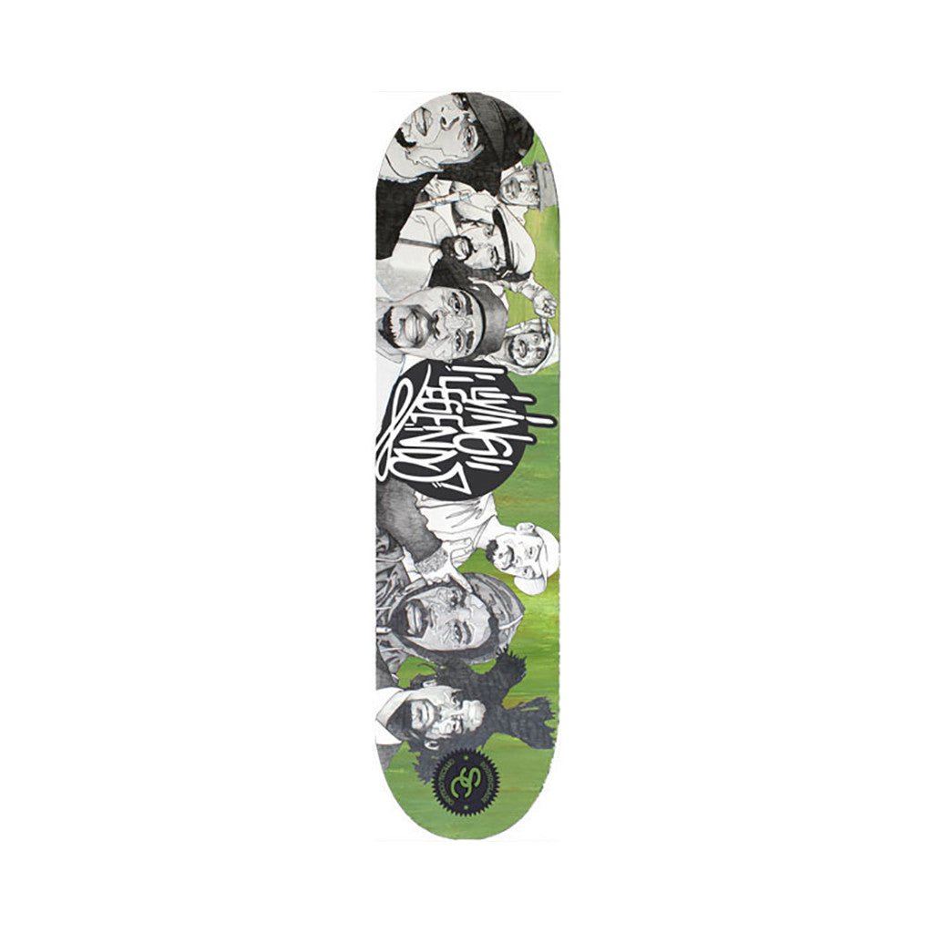<!--020090120015825-->Soundclash Skateboards - 'The Gathering' [Skateboard Deck]