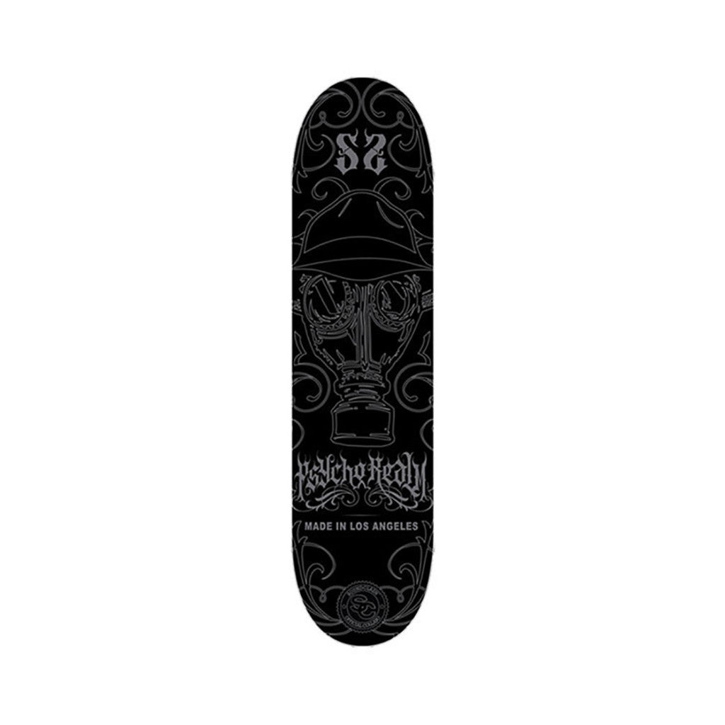 Soundclash Skateboards (The Psycho Realm) - 'Psycho Realm' [Skateboard Deck]