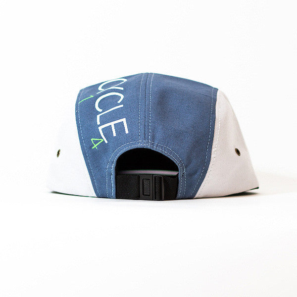 Sun Cycle Limited - 'Ski Alpine' [(Multi-Color) Five Panel Camper Hat]