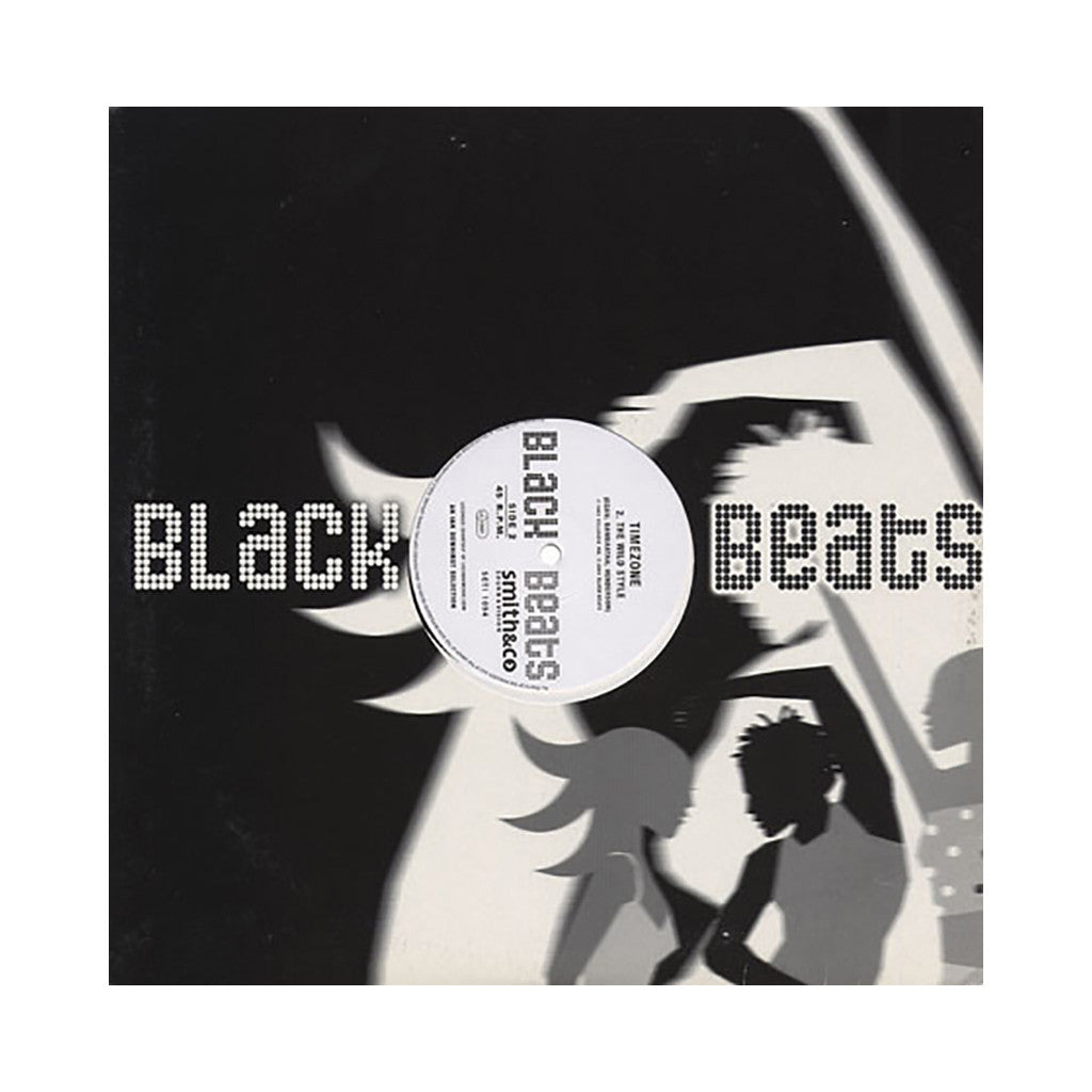 "<!--020040101036646-->The Last Poets b/w Time Zone - 'This Is Madness b/w The Wild Style' [(Black) 12"" Vinyl Single]"
