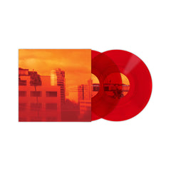 "<!--020131101061385-->Serato - '10"" Glass Series' [(Red Glass) 10"" Vinyl Control [2x10""]]"
