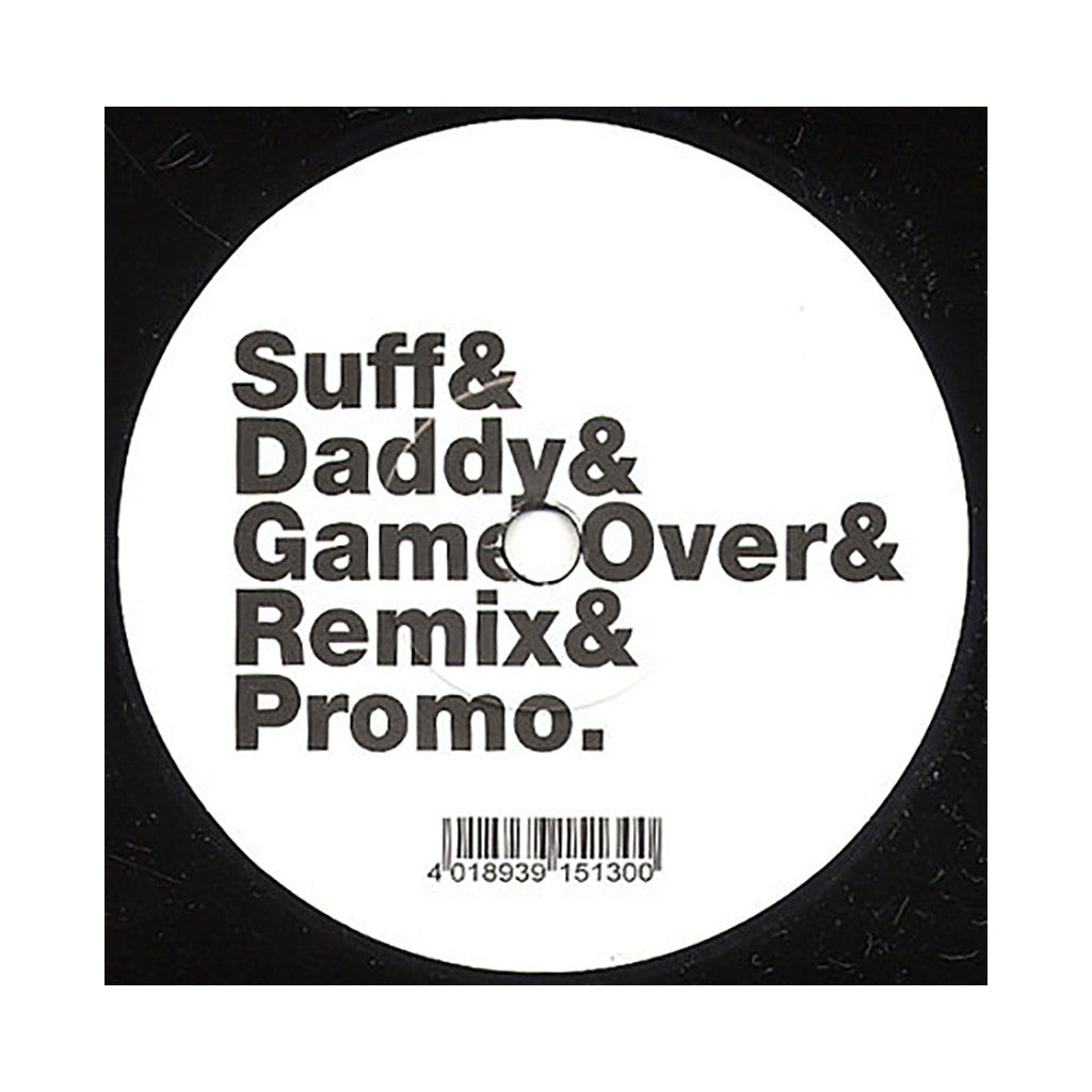 "<!--2009033106-->Phat Kat - 'Nightmare (Suff Daddy Remix) b/w Game Over (Suff Daddy Remix)' [(Black) 7"" Vinyl Single]"