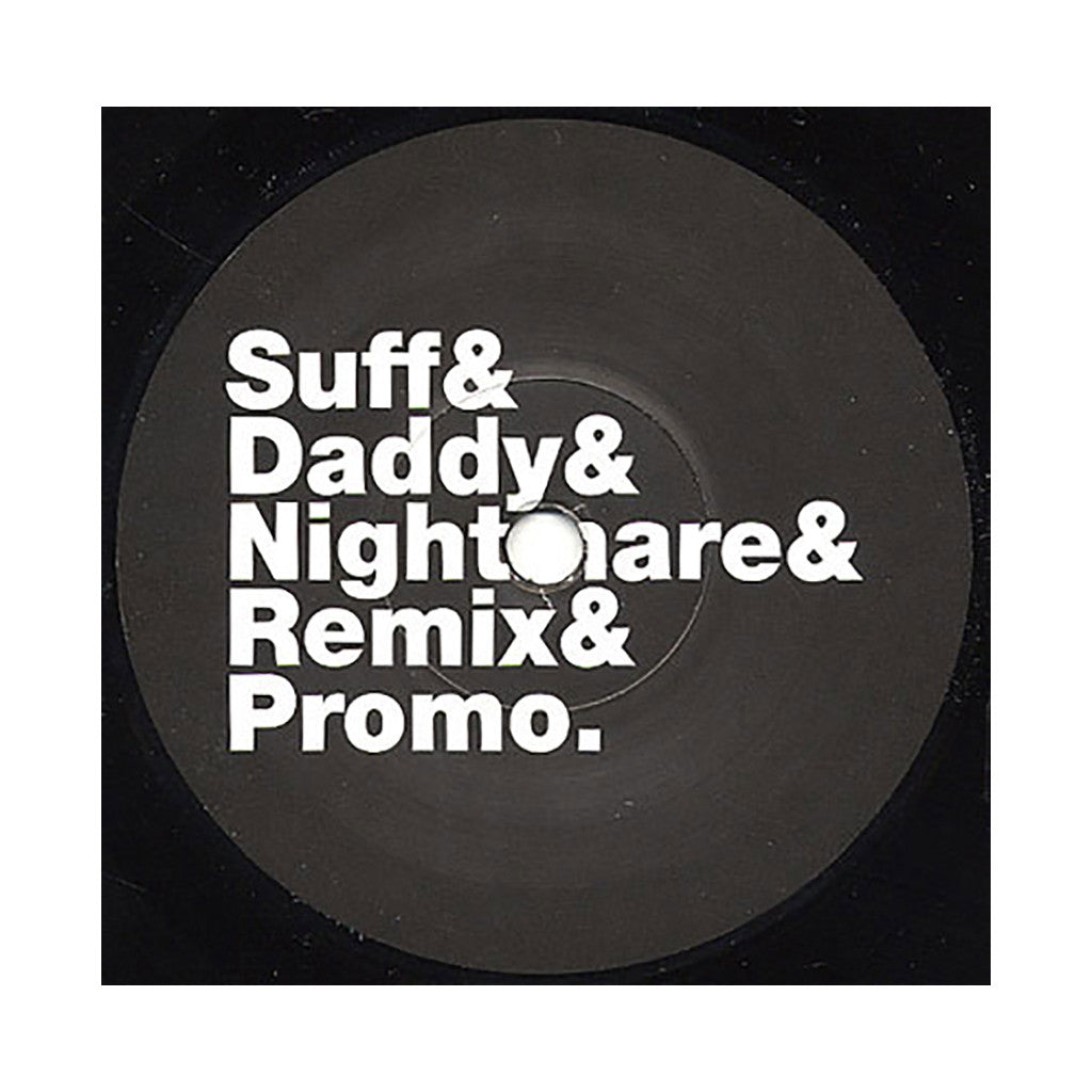 "Phat Kat - 'Nightmare (Suff Daddy Remix) b/w Game Over (Suff Daddy Remix)' [(Black) 7"" Vinyl Single]"