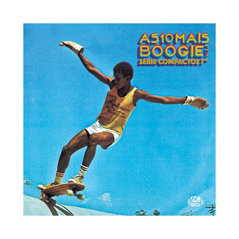"[""Various Artists - 'As 10 Mais Boogie Vol. 1' [(Black) Vinyl LP]""]"